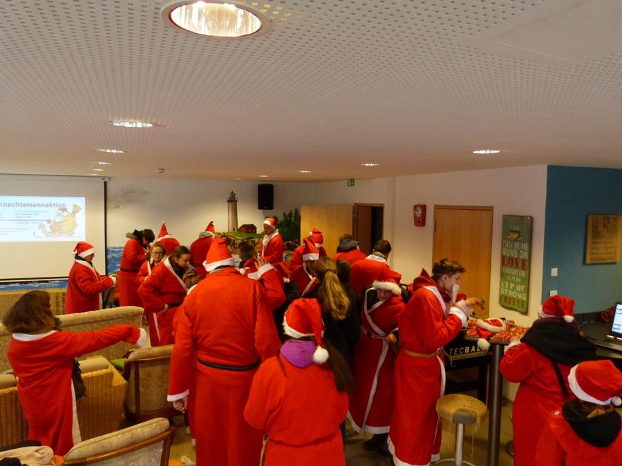 Weihnachtsmannaktion - Evangelische Brüdergemeinde Korntal
